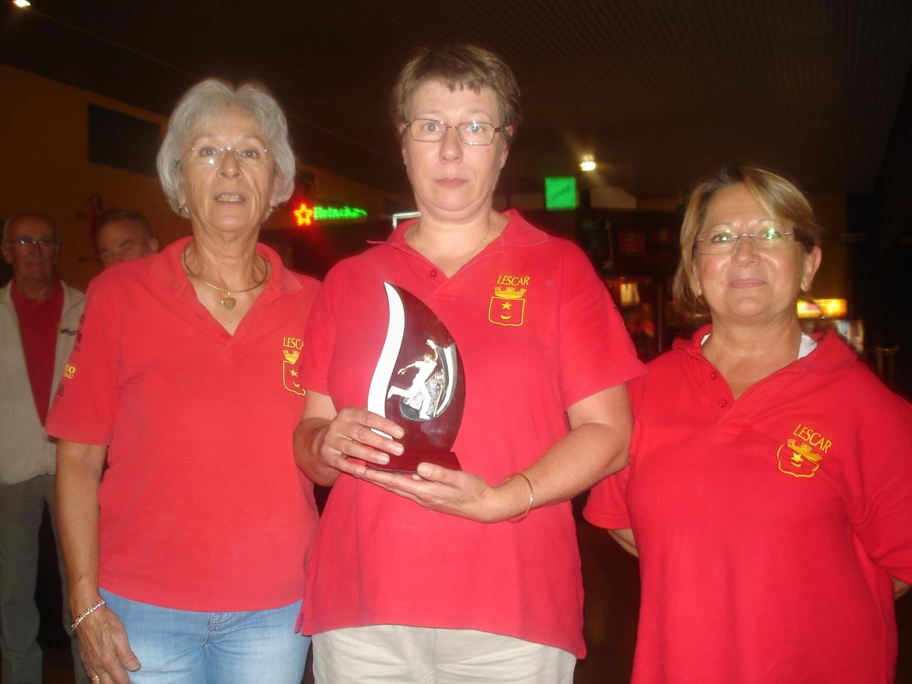 challenge club 09 2012  Podium F