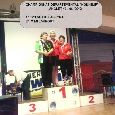 Championnat départemental honneur F