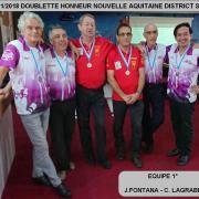 18/11/2018 DOUBLETTE HONNEUR NA DISTRICT SUD