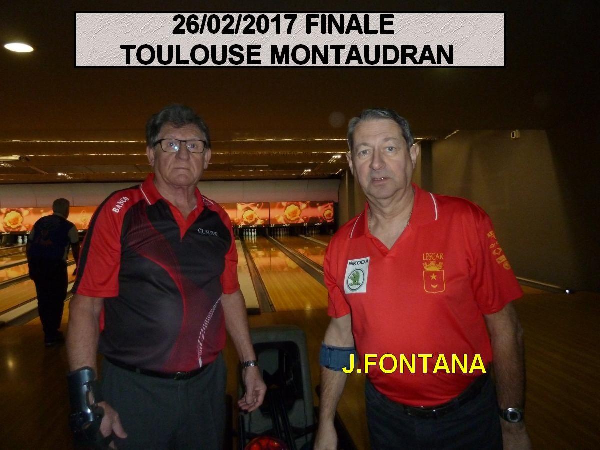 finaliste Toulouse montaudran