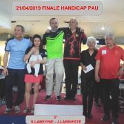 21/04/2019 FINALE HANDICAP PAU