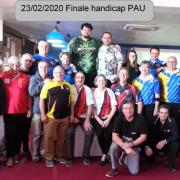 podium finale handicap